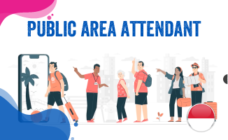 Hospitality-Public Area Attendant